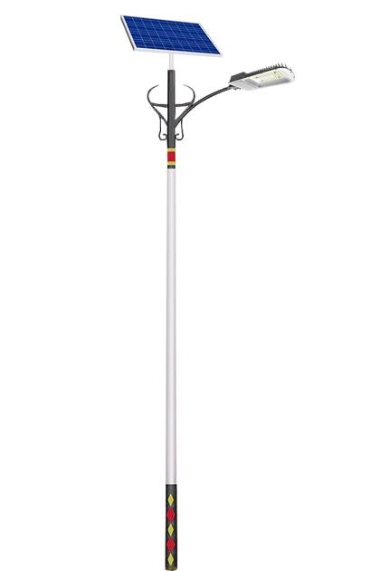 太阳能路灯(民族款7)