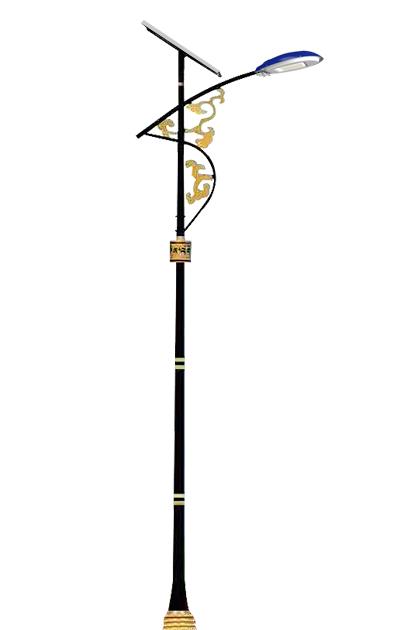 太阳能路灯(民族款4)